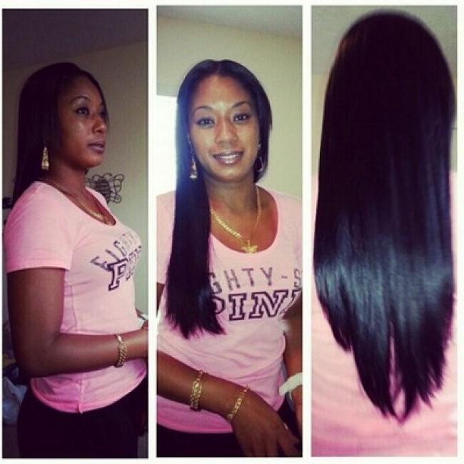 Shoulder Length Hair Fetish Atlanta Salon Sew Ins Weave