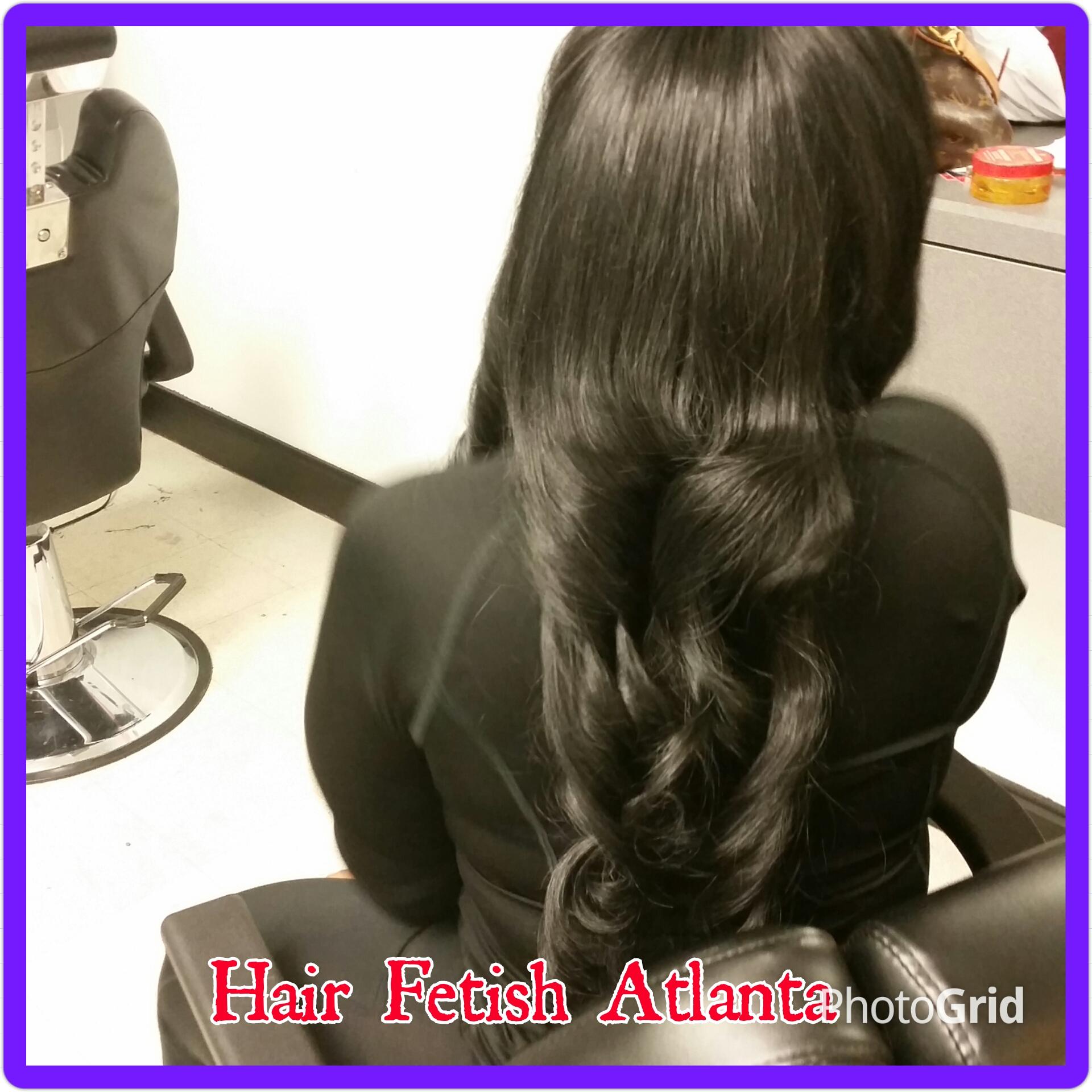 hair fetishism