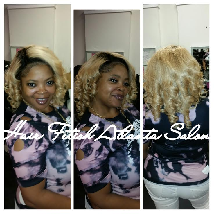 Full Lace Wig Install Only $125 - Hair Fetish Atlanta Salon -
